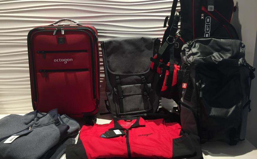 2016 Octagon Merch Showcase Octagon