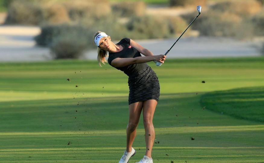 Octagon Signs Rising Golf Talent Paige Spiranac Octagon