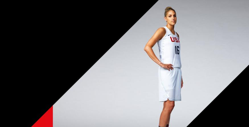 All For Her Sister Delle Donne Goes For Gold Octagon