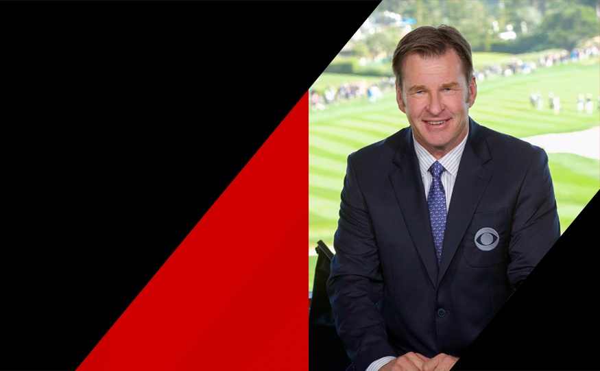 Golf Icon And Broadcaster Sir Nick Faldo Signs With