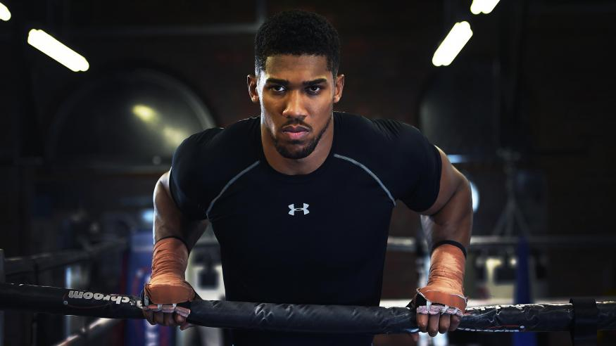 How Anthony Joshua Could Propel Boxing Into A New